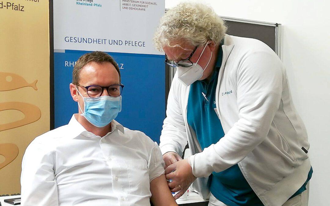 Grippeschutzimpfung jetzt!