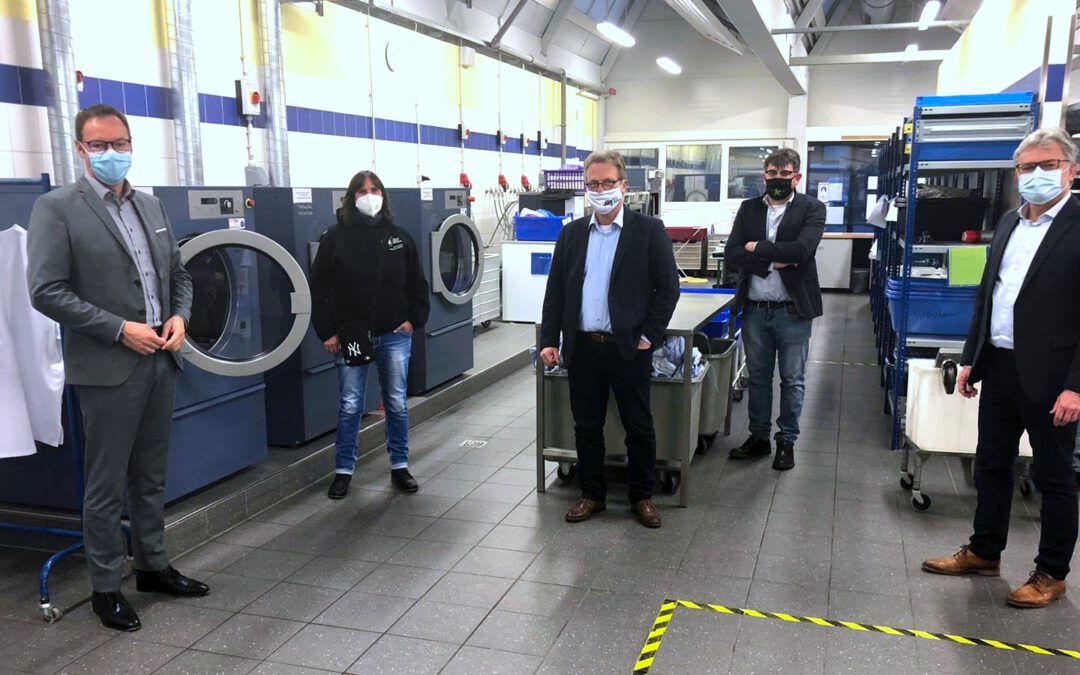 Besuch der Rhein-Mosel-Werkstätten für Menschen mit Behinderungen