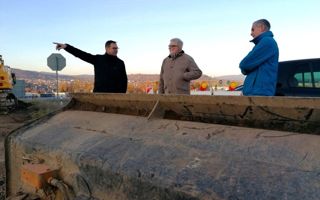 "Dr. Alexander Wilhelm: ""Entschärfung der Kottenheim Bierlingskurve kann Leben retten!""  (Pressemitteilung)"