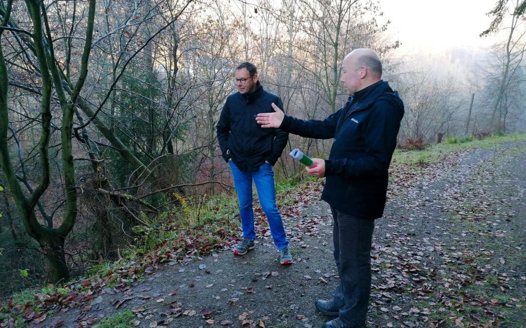 Kuriose Herausforderungen bei touristischer Erschließung in Nitztal (Pressemitteilung)