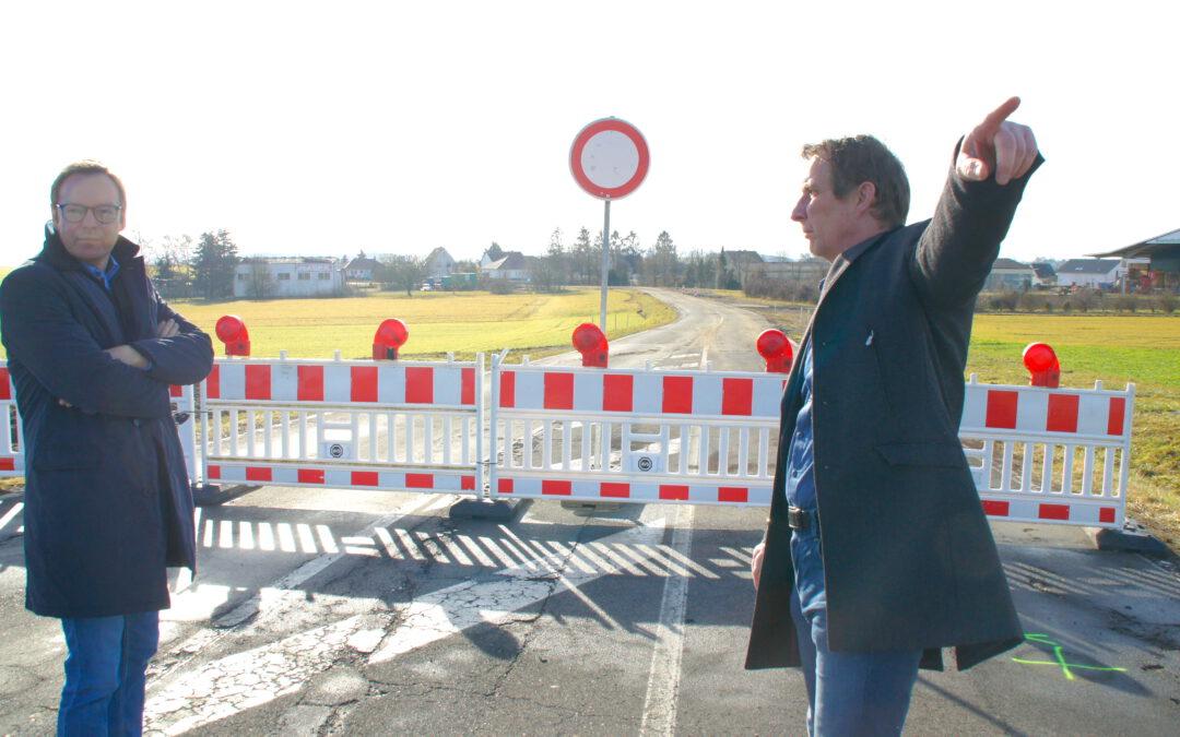 """Dr. Alexander Wilhelm/Maximilian Mumm: """"Straßen auf dem Maifeld werden saniert"""" (PM)"""