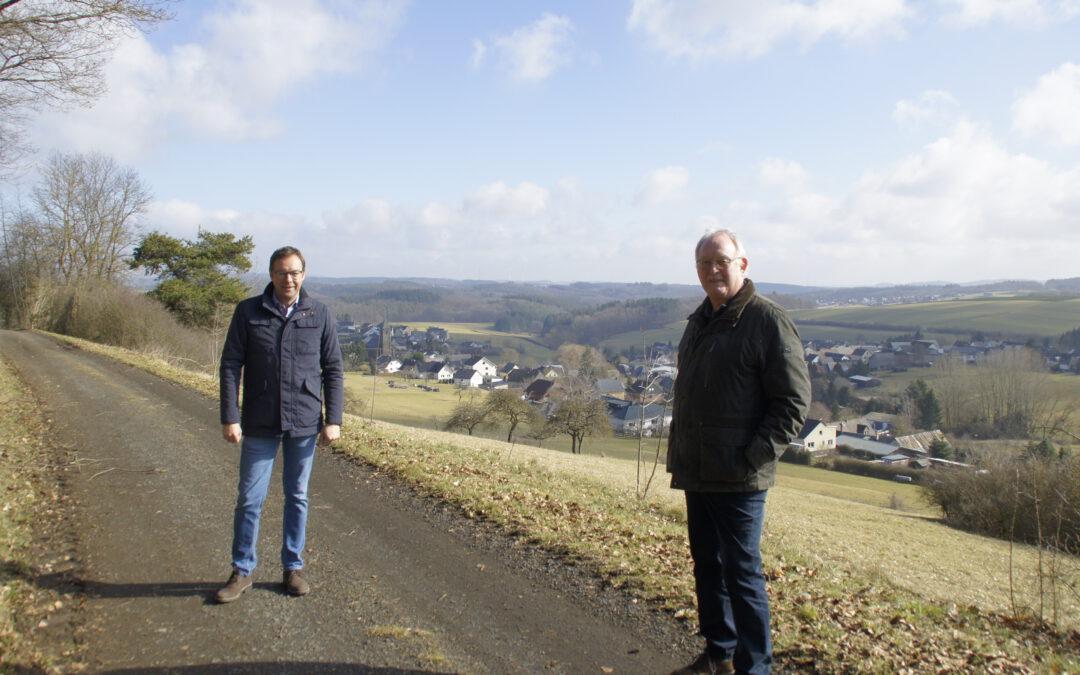 Gesundheitsversorgung und Tourismusförderung in Nachtsheim und Boos im Blick
